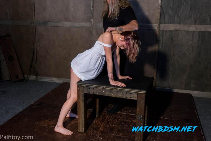 Maria May - Flight of Pain Part 1 - FullHD - Paintoy