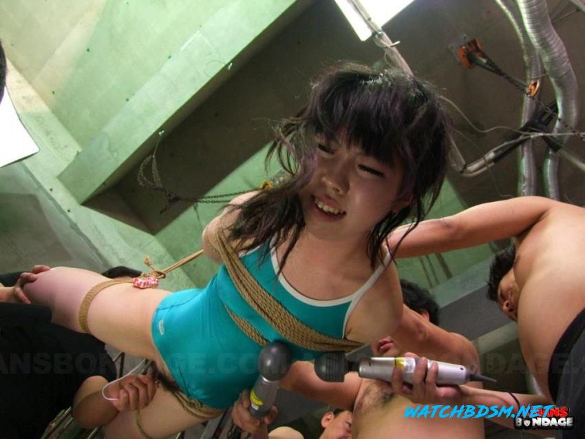An Orie - An Orie in bondage enjoys some nasty toying - FullHD - AsiansBondage