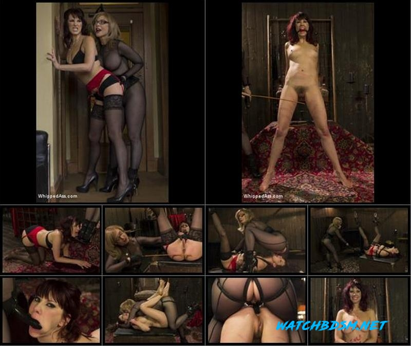 Maitresse Madeline, Nina Hartley - Retribution: Maitresse Madeline taken down, dominated and anally fucked by Nina Hartley! - SD - Kink
