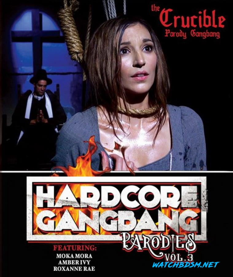 Moka Mora - The Crucible: Parody Gangbang - SD - Kink