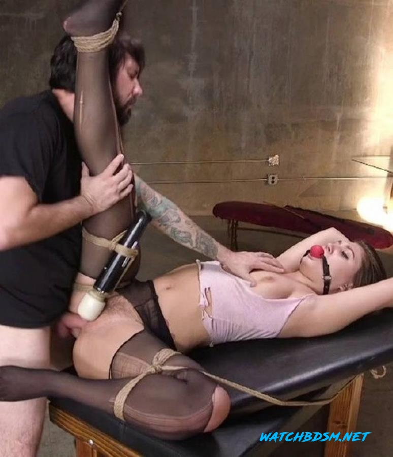JoJo Kiss - Submissive Young Slut JoJo Kiss Endures Deep Anal Training - HD - TheTrainingOfO, Kink
