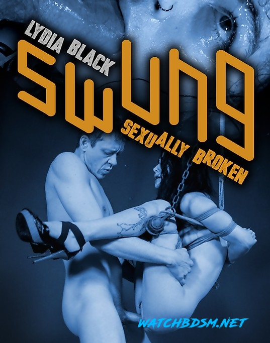 Lydia Black - Lydia Black is a human sex swing! - HD - SexuallyBroken, IntersecInteractive