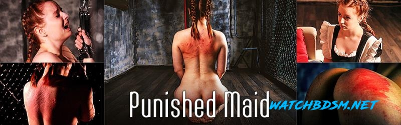 Torture - Punished Maid - HD - ElitePain