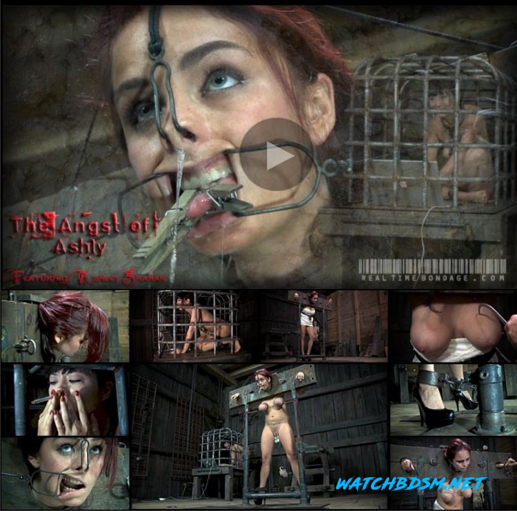 Ashley Graham, Nyssa Nevers - The Angst of Ashly Part One - HD - RealTimeBondage