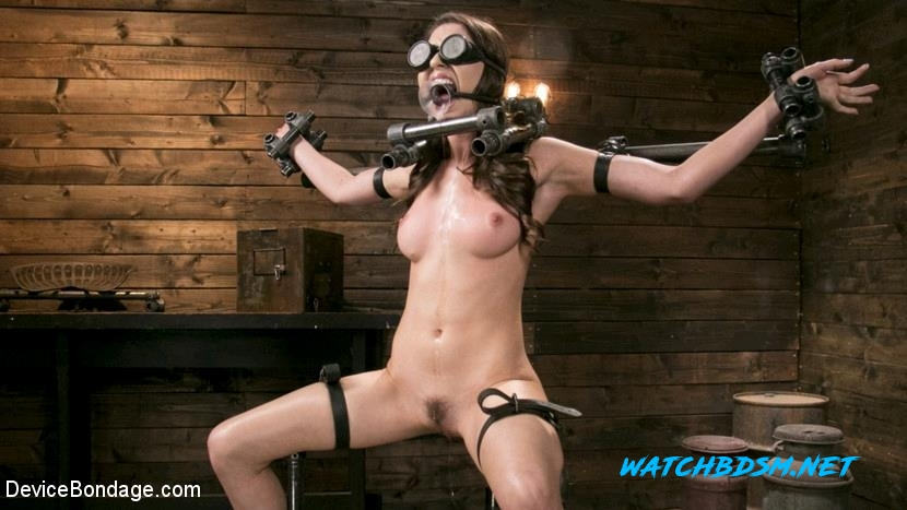 Melissa Moore - Newcomer Melissa Moore Submits to Screaming Bondage - HD - DeviceBondage