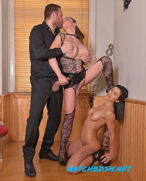 Mira Cuckold, Cathy Heaven - Kinksters Double Humiliation - HD - HouseOfTaboo, DDFNetwork