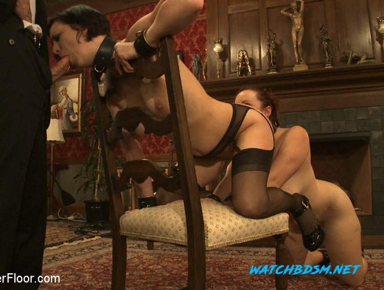 Cherry Torn, Bella Rossi - Service Session: Slaves in Bondage - HD - TheUpperFloor