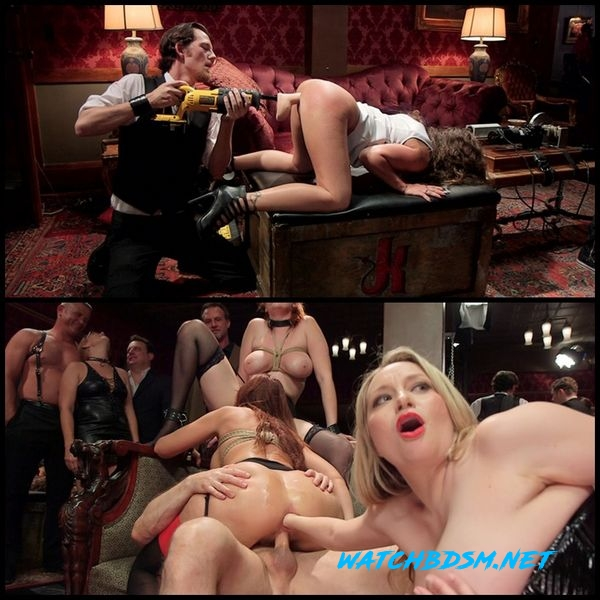 The Fantastic Fucking Folsom Orgy Pt. 2 - HD