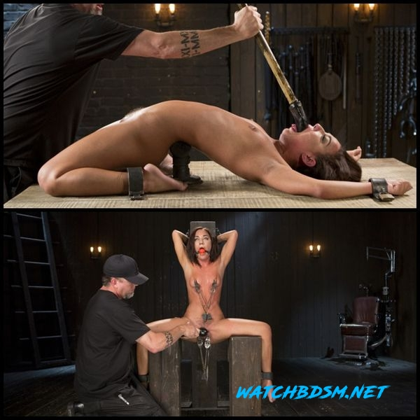 Fresh Meat - Amara Romani is Dominated in Inescapable Bondage - HD