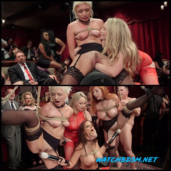 Fantastically Fevered Folsom Orgy - HD