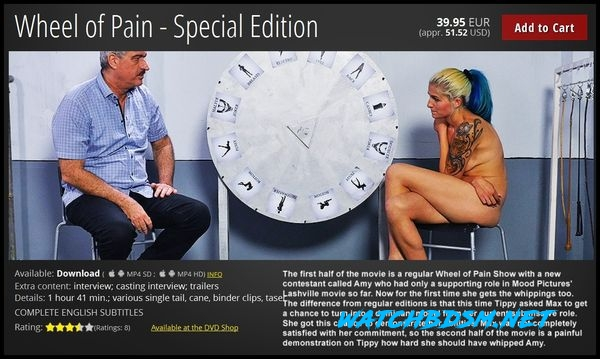 Wheel of Pain – Special Edition - FullHD