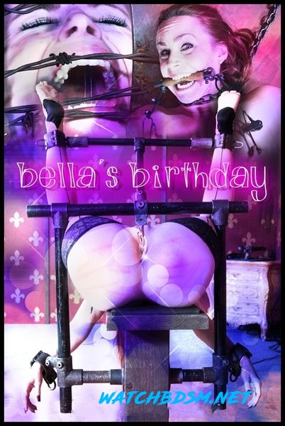 Bella Rossi - Bella's Birthday - HD