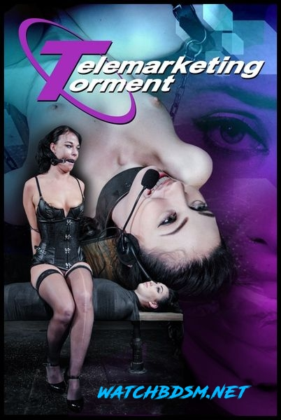 Aria Alexander - Telemarketing Torment - HD