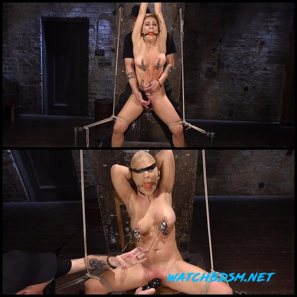 Cherie Deville Suffers in Brutal Bondage - HD