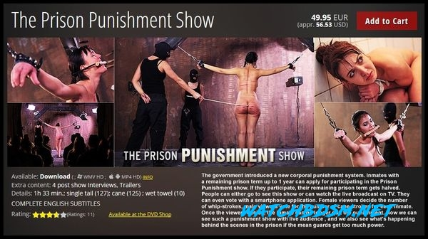 The Prison Punishment Show - HD