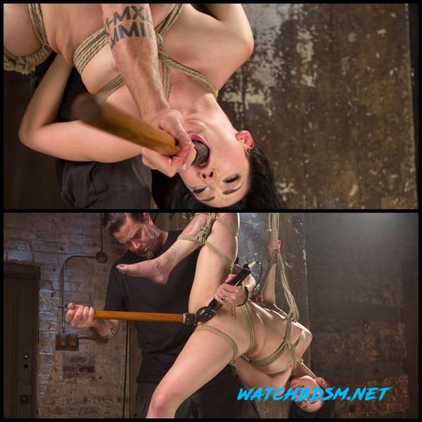 Aria Alexander - Aria Alexander in her First Ever Hogtied Shoot - HD