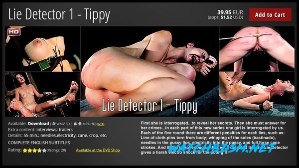 Tippy - Lie Detector 1 - HD