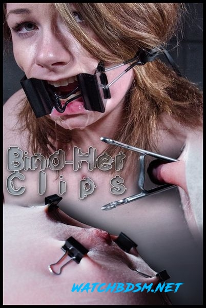 Harley Ace - Bind-her Clips - HD