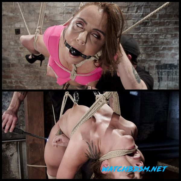 Extreme Porn Scene in HD Hot young slut in brutal bondage and ...