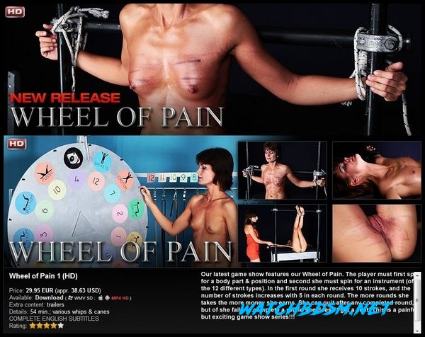 Wheel of Pain 1-4 - HD