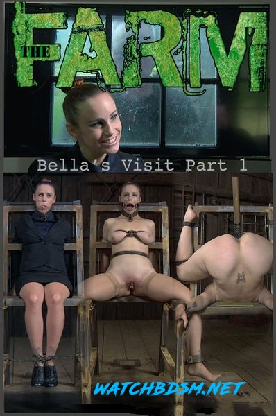 Bella - IR – The Farm: Bella's Visit Part 1 - HD