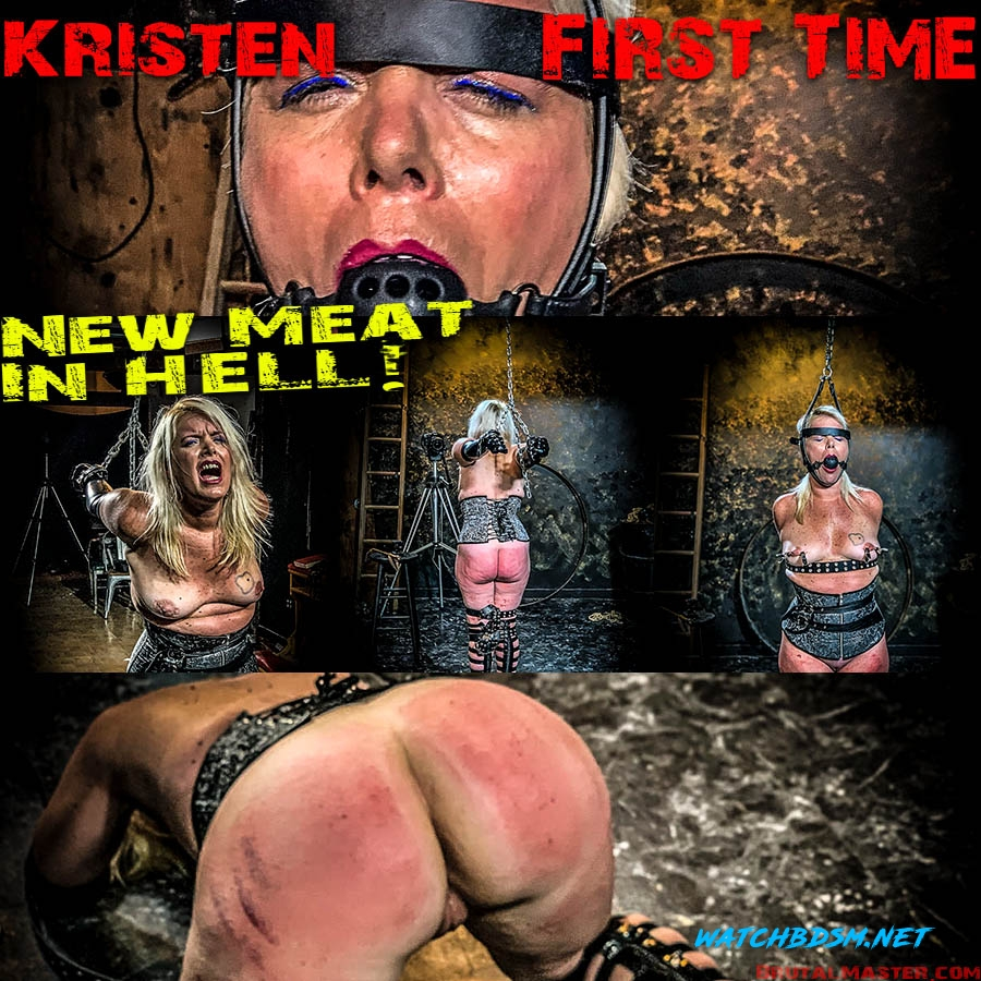 Kristen - Bdsm Sex - Hard Penetration Of A Big Cock - FullHD - BrutalMaster