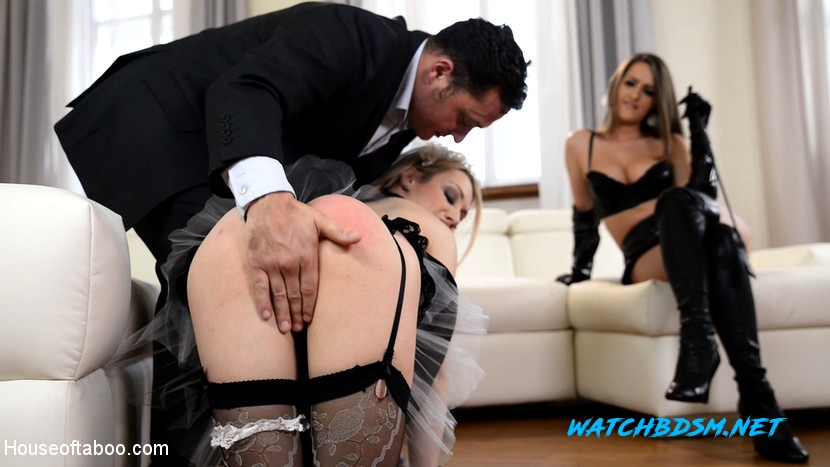 Kendra Star, Chessie Kay, Seth - Hard Fucking a Woman in the Pussy Wildly - HD - HouseOfTaboo