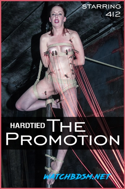 The Promotion - Hard Fucked in the Pussy BDSM - HD - Hardtied