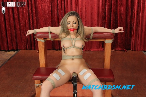 Perfect Slave – Amping it up – Carmen Valentina - HD