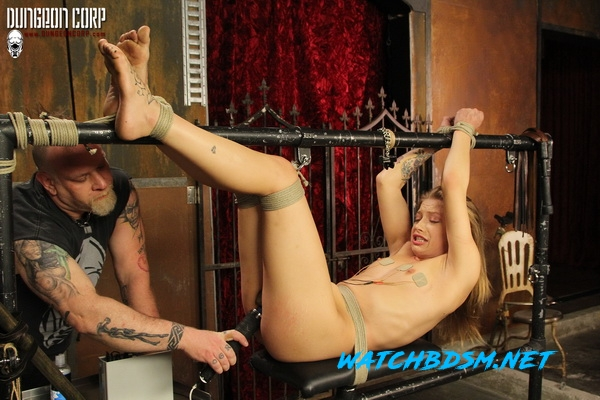 Alyssa Branch - High Intensity BDSM - HD - Society SM