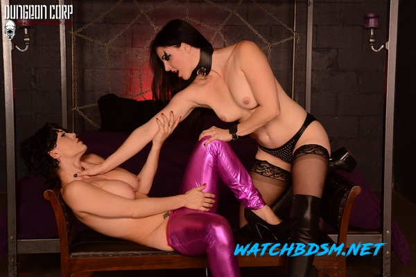 Mighty Girl, Mighty Girl - Kymberly Jane and Amelea Dark - HD