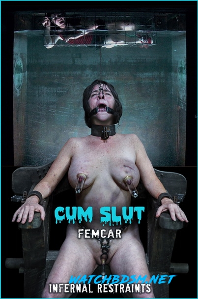 Femcar - CUM SLUT - SD - InfernalRestraints