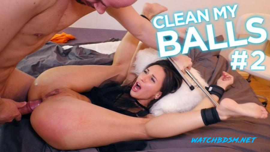 Clean my Balls 2 - FullHD - Lilu Moon