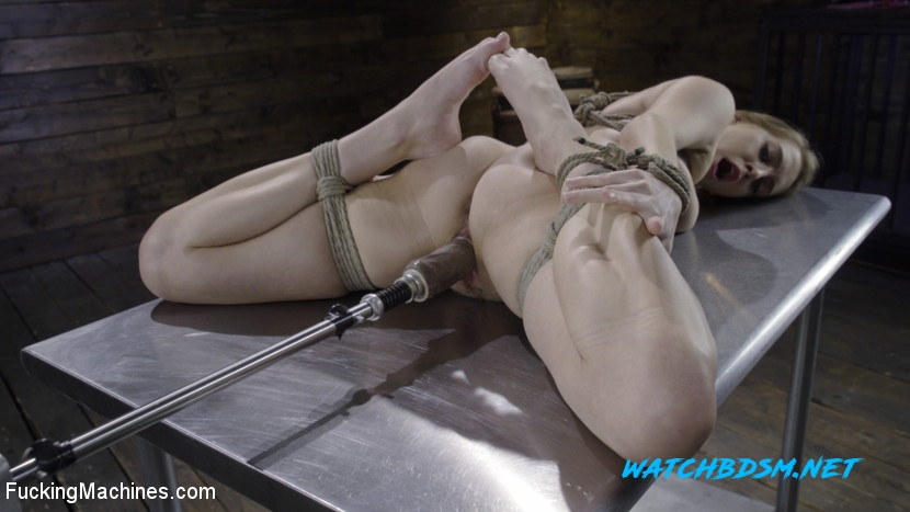 Cadence Lux - BDSM - HD - FuckingMachines