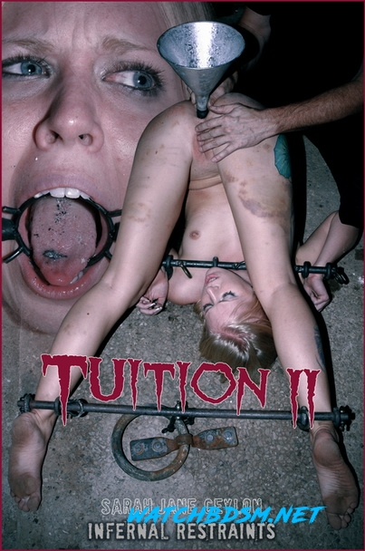 Sarah Jane Ceylon - TUITION II - HD - InfernalRestraints