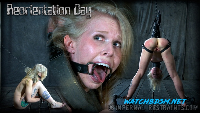 Sarah Jane Ceylon - Reorientation Day - HD - InfernalRestraints