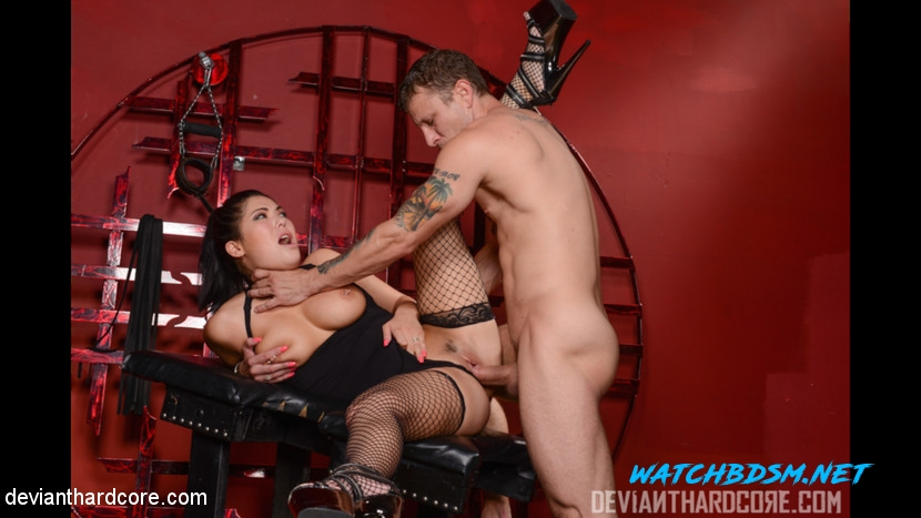 Deviant Hardcore  London Keyes, Mr. Pete - HD